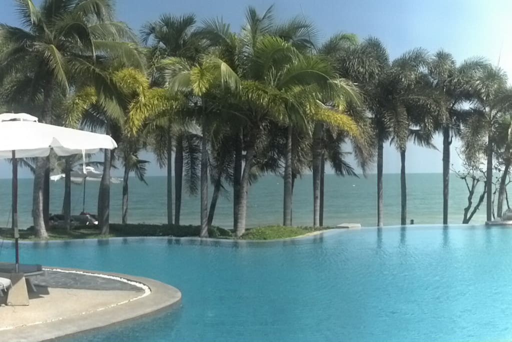 Best Beach Location In Hua Hin Apartments For Rent In