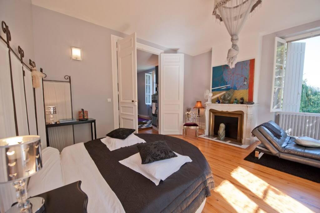 a suite gris