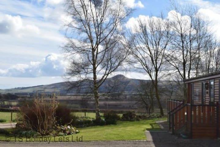 Baincraig Lodge - Auchtermuchty - Cabin