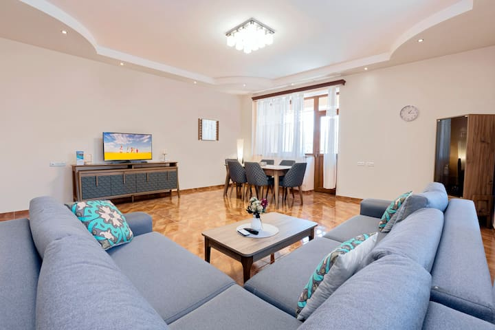 ARMT-Magnificent apt on Amiryan street 4/6-120
