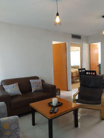 First Floor Apartment  Departamento primer piso