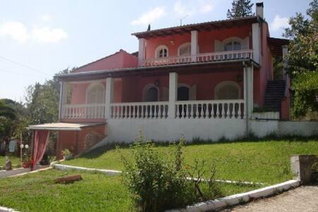 Ferienwohnung auf Korfu - Kourkouleika