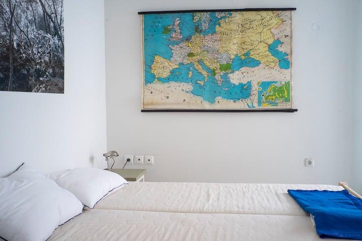 Miaouli No7 / Central Apartment
