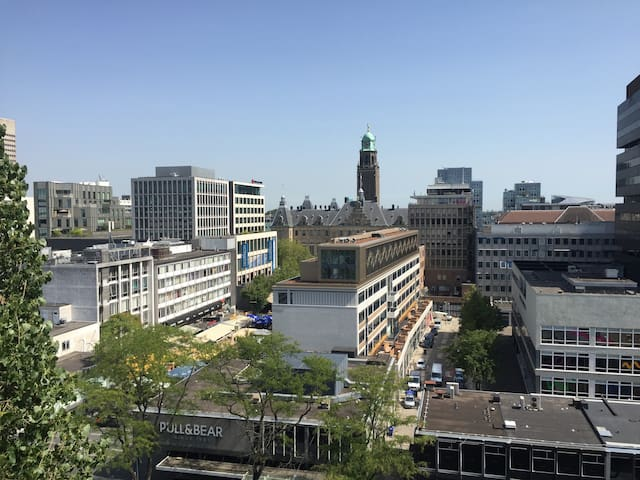 Luxury Apartment in city centre Rotterdam