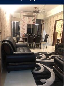 Modern Suite Room