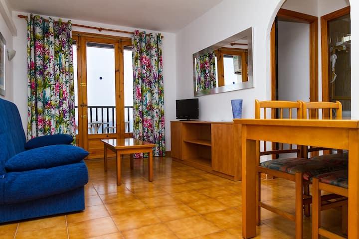 Apartamento en la playa ideal para familias