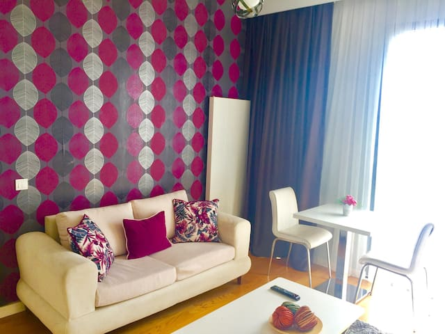 RESIDENCE CLOSE TO ATATURK AIRPORT - İstanbul  - Apartment