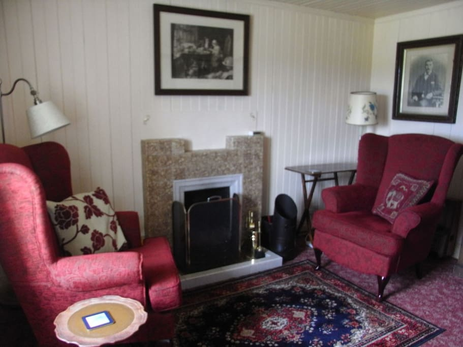 Old sitting room