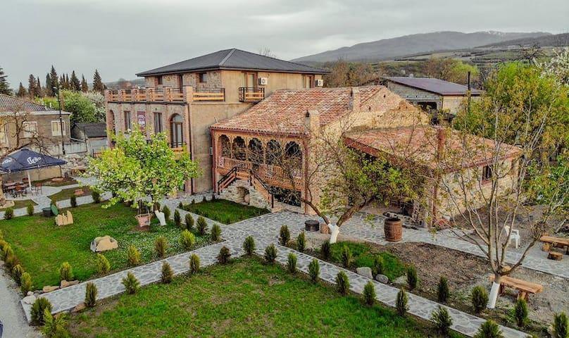 """Chateau Ikalto"" Winery and Hotel 1"
