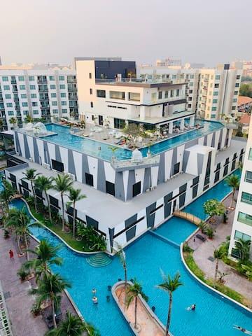 Arcadia Beach Pattaya