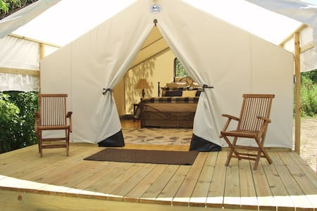 Glamping St. Louis-Willow Haven - Saint Charles - Tält