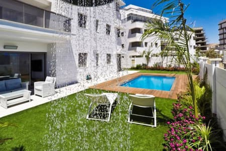 130m2 Appt VIP 4 rooms garden/pool