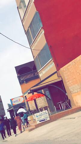 Sidi wassay vue sur mer