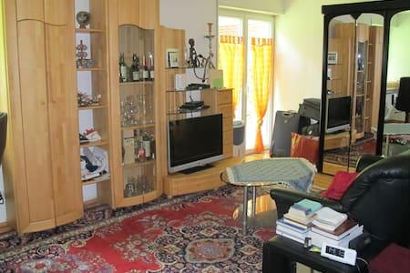 1 Zimmerapartment in ruhiger Lage in Saarbrücken
