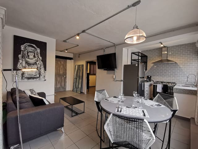 Stylish apartment in the heart of centro of SMA