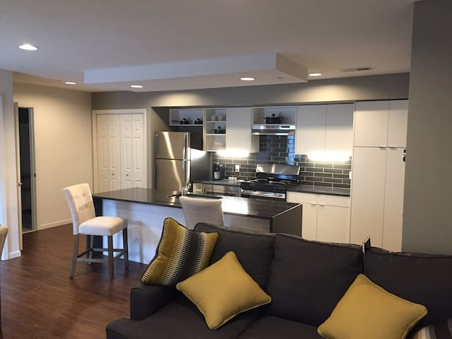 Brand New 1BR Country Club Plaza Apartment