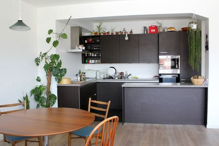 Comfortable room in light and spacious Flat - Wohnung