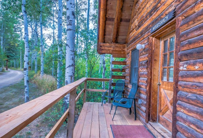 Perry Mansfield- Woodshack Cabin - Steamboat Springs