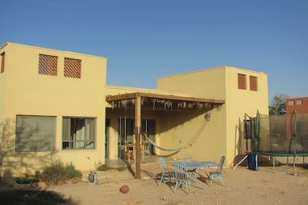 house by the desert - Tzukim - Rumah