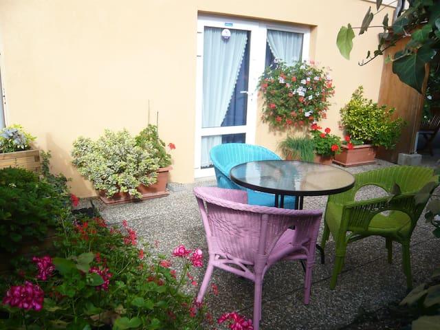 Meublé Anémone - Westhalten - Apartment