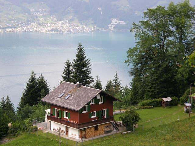 Haus Alpruh mit 2 Wohnungen für max. 16 Personen