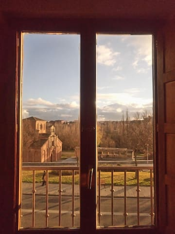Sweet apartment with amazing view - Salamanca - Flat