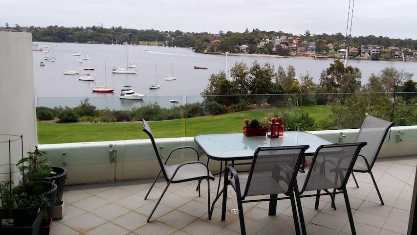 Relaxing flat -stunning water views - Chiswick - Wohnung