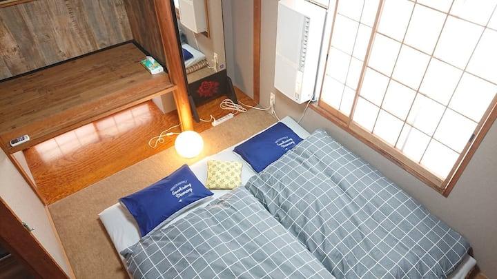 【 和室の個室 Japanese-style Private room 】★一部屋のご用意になります