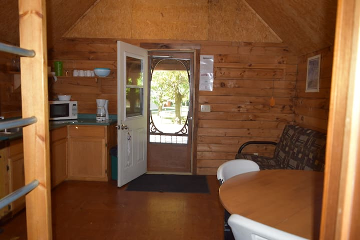 Sandstone Cabin at Family Resort