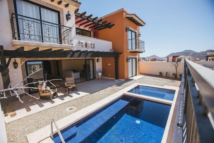 4BD Villa at Copala, Cabo San Lucas