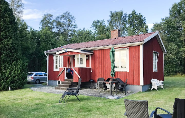 Beautiful home in Växjö with 2 Bedrooms