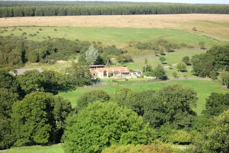 Scenic Farm B&B in Dalby Forest - Pickering