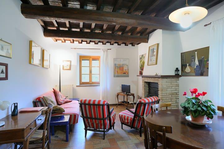 Bosco Apt@Il Cucciolo Holiday Farm - Città di Castello - Haus
