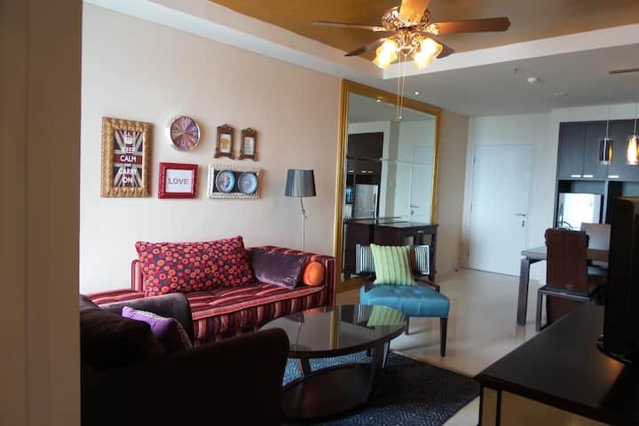 the lavande tebet 3bedroom for rent