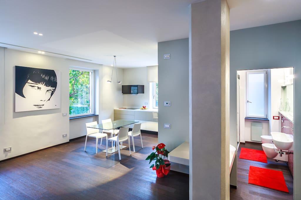 Elegante appartamento a Genova - Appartamenti in affitto a Genova, Liguria, Italia