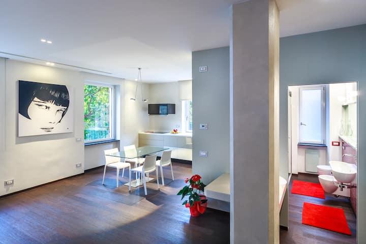Elegante appartamento a Genova