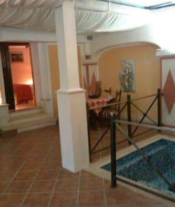 L'OASI DI OSTIA ANTICA SUITE JAFAR - Acilia-castel Fusano-ostia Antica - Bed & Breakfast