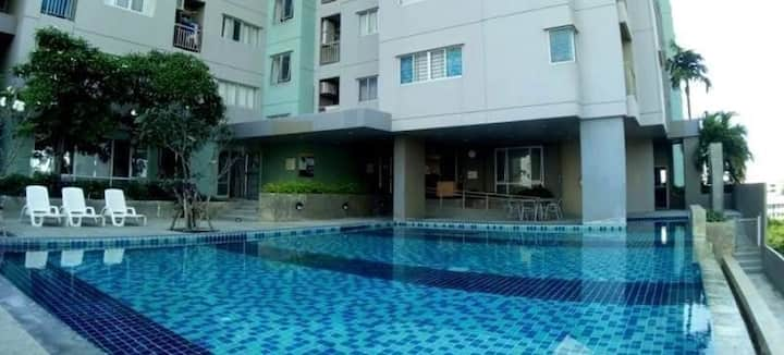 Homy Condo with sea view @ Pattaya