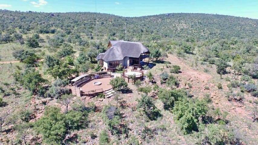 Highlands Wilderness bush retreat - Bela Bela - Hus