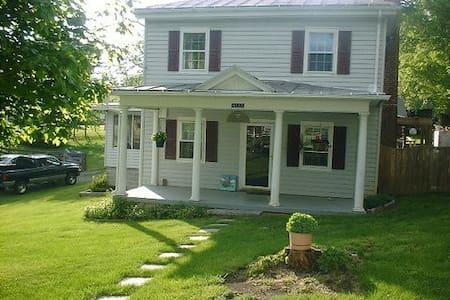 Shenandoah Valley/Bryce Resort - Quicksburg - Haus