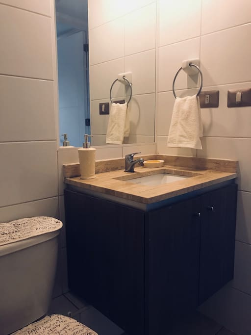 Shared restroom