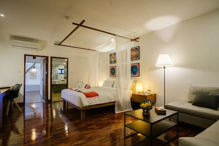 Mango T. Villa Chiang Mai - Junior Suite with ABF - Boutique-hotell