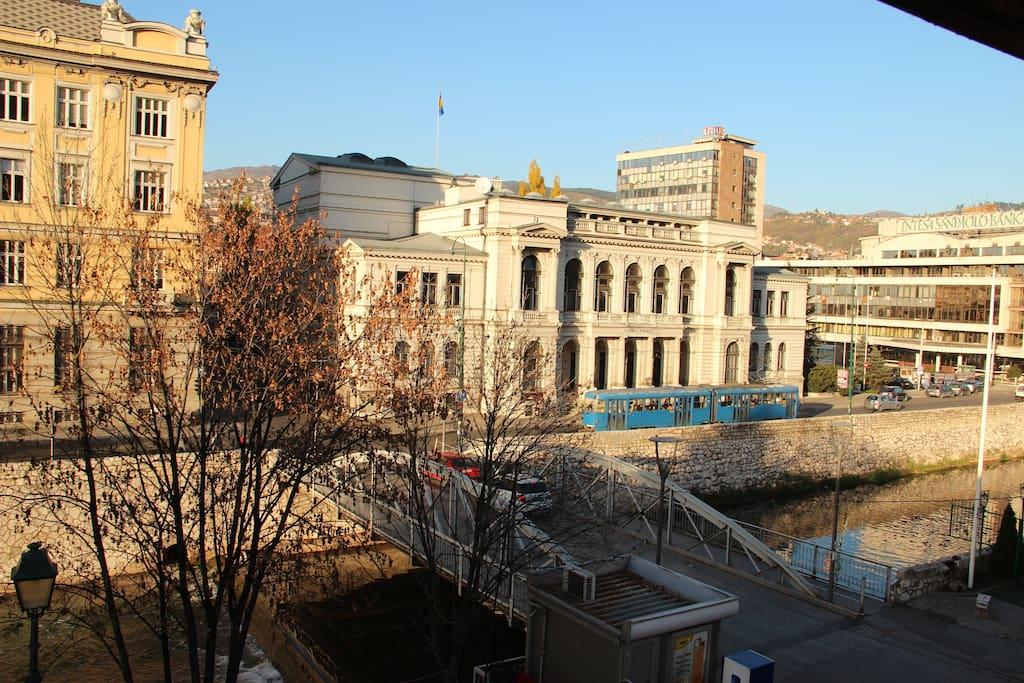 Gorgeous apt. in center of Sarajevo
