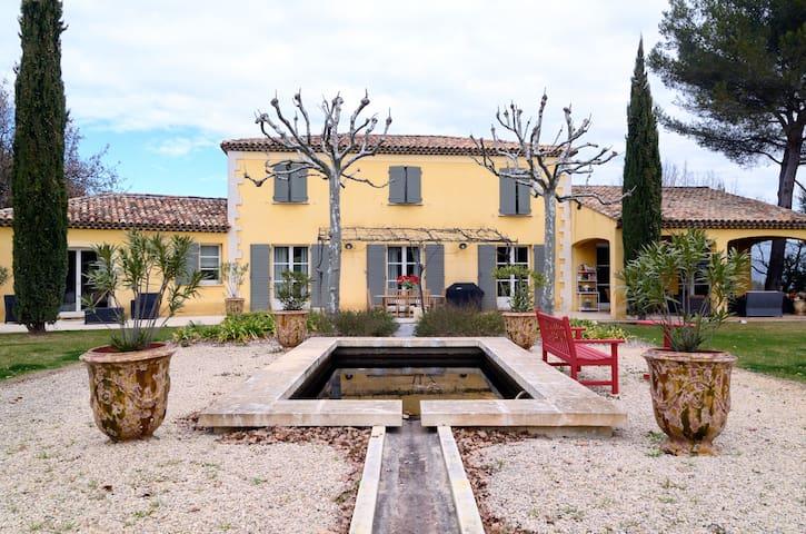 Luxe et détente en Provence