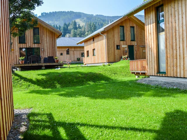Chalet Wellness in Sankt Georgen am Kreischberg