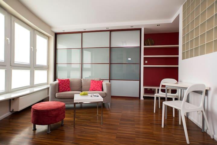 Apartment Ochota 15 Warsaw Studio - Varsòvia