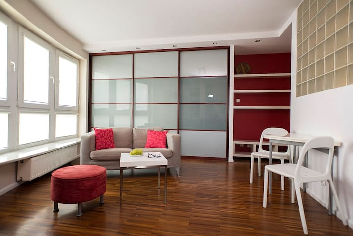 Apartment Ochota 15 Warsaw Studio - Warsaw