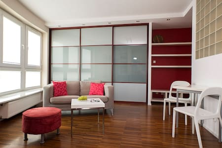 Apartment Ochota 15 Warsaw Studio - Varšava - Byt
