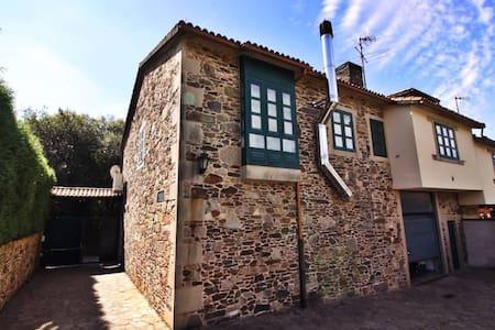 Peaceful house in St.Jame´s way - Santiago de Compostela - Casa