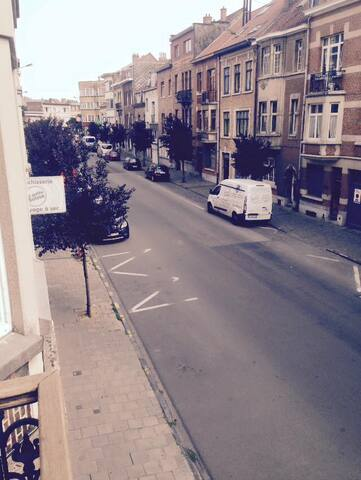Appart Cosy&lumineux - Quartier ULB - Ixelles - Lägenhet
